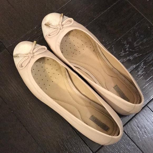 29304998e7 Geox Shoes | Blush Nude Flats | Poshmark